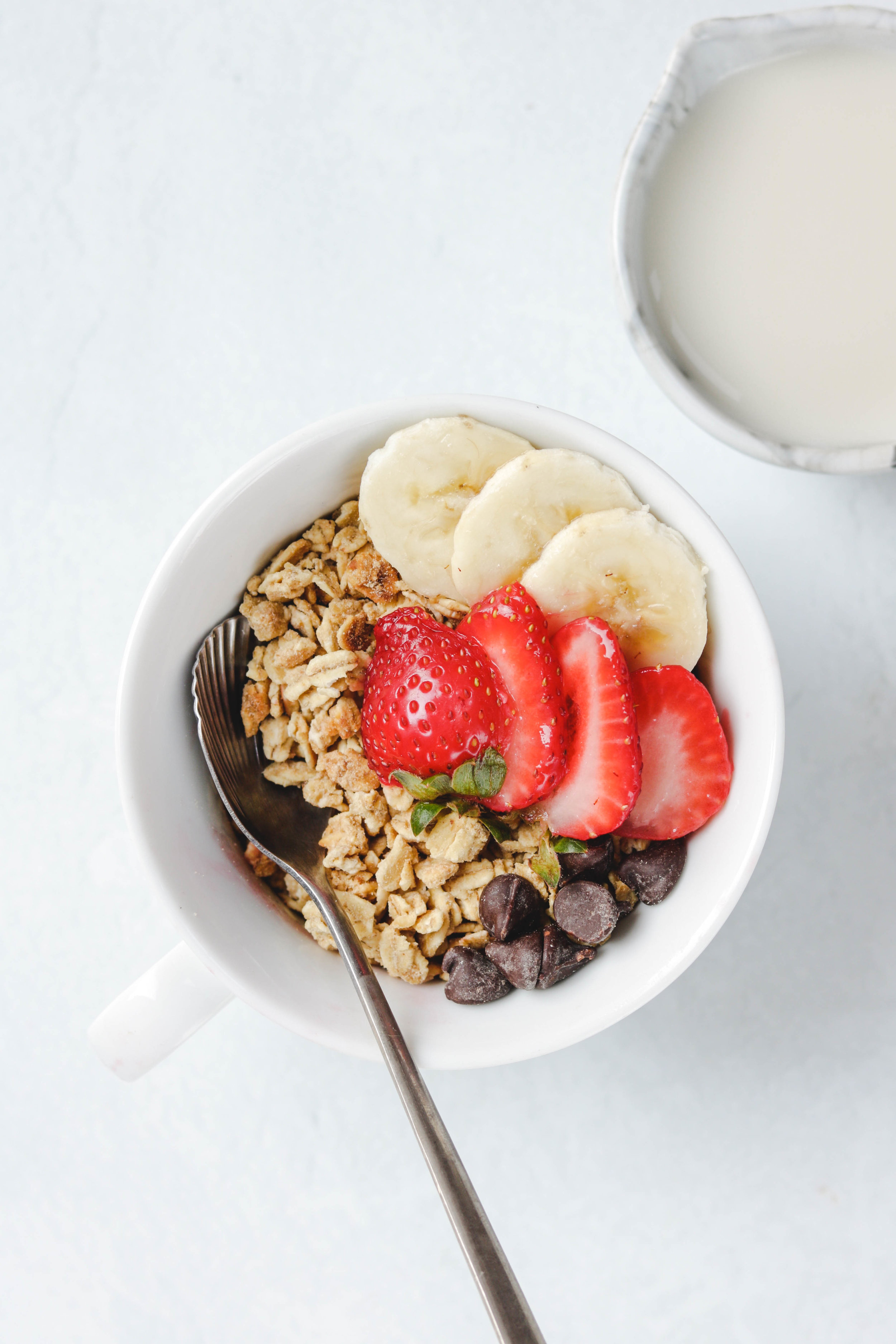 3 Ingredient Microwave Granola Okonomi Kitchen