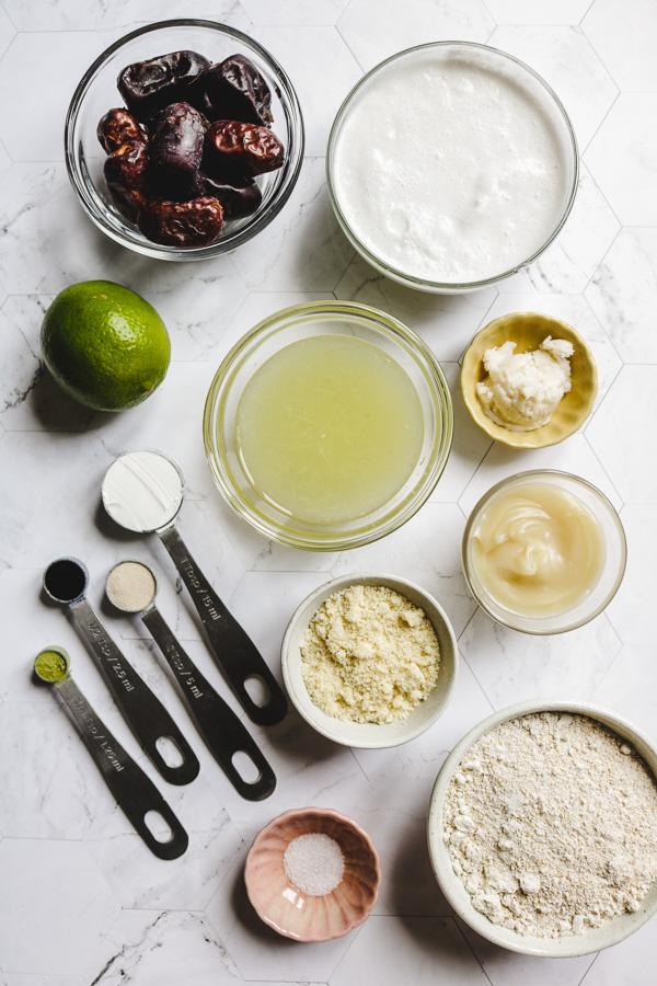 vegan key lime pie ingredients
