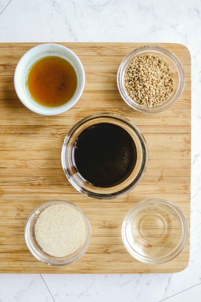 kinpira gobo ingredients