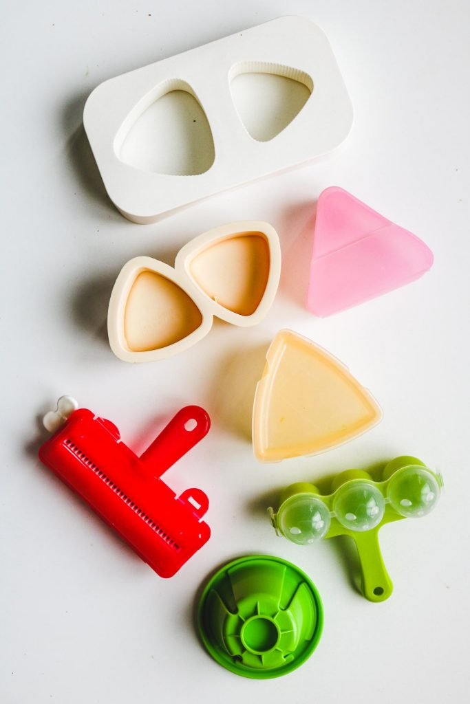 onigiri japanese rice ball molds and accessories