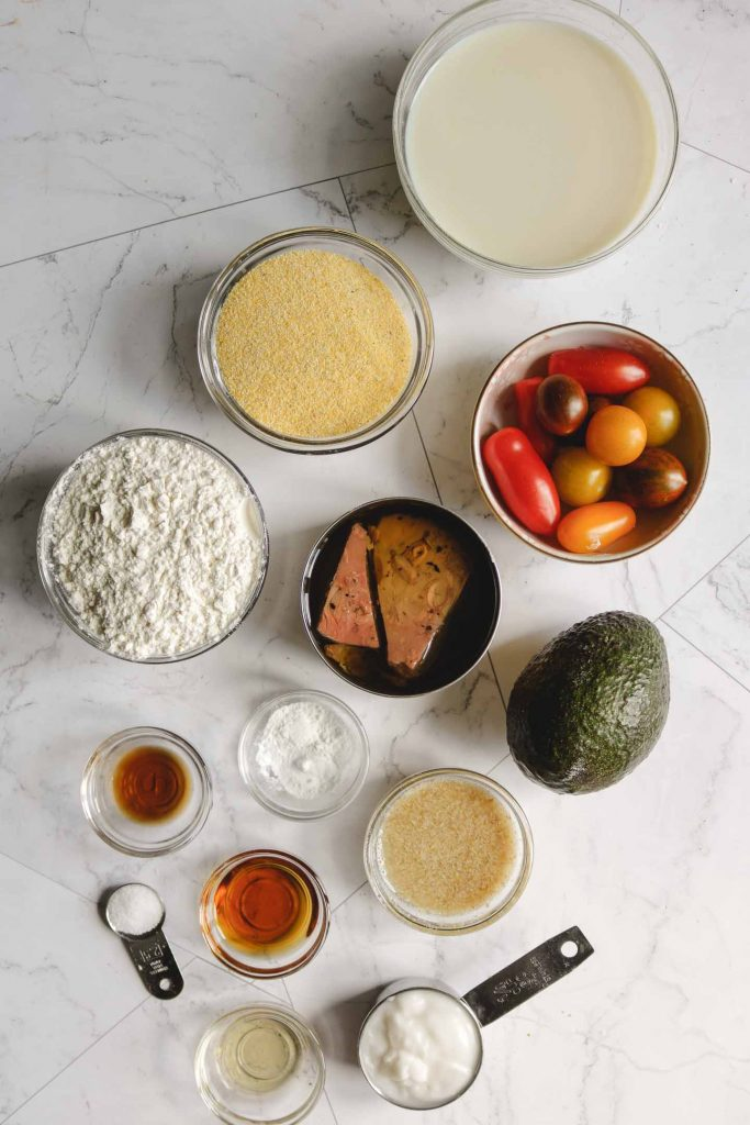 vegan cornmeal ingredients