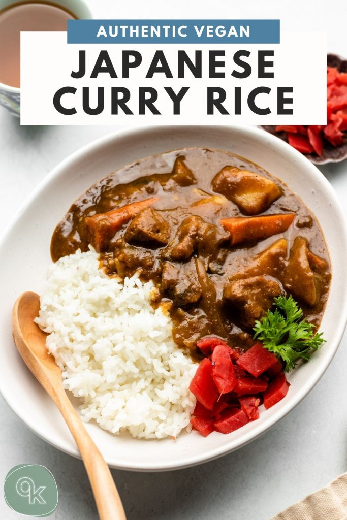 Authentic Vegan Japanese Curry Gluten Free Okonomi Kitchen